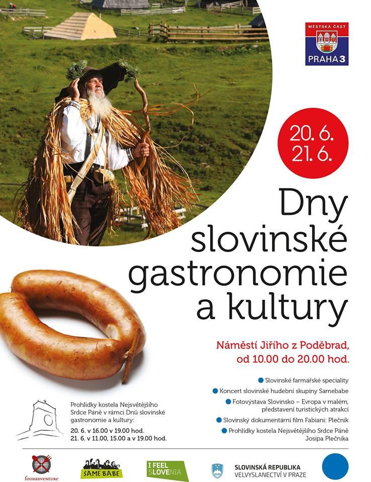 Ostraha a úklid akce Slovinské dny