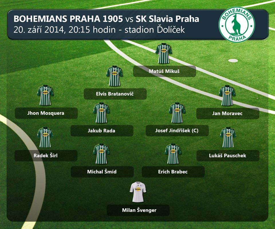 Ostraha fotbalového zápasu Bohemians 1905 – SK Slavia Praha