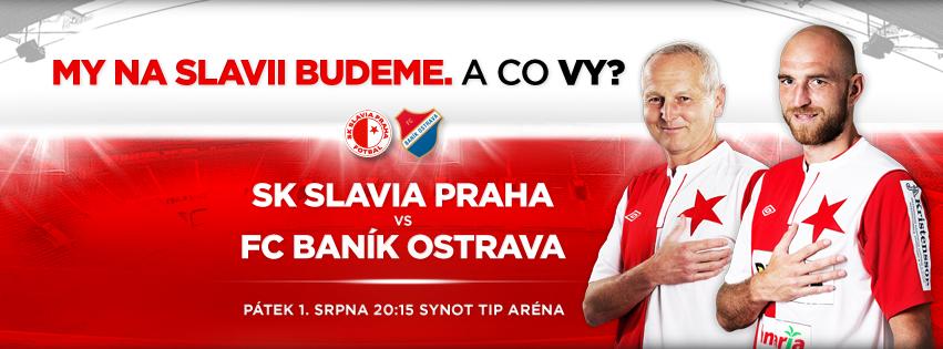 Bezpečnostní zajištění Synot ligy SK Slavia Praha – FC Baník Ostrava