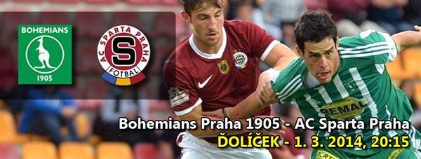 Ostraha fotbalového zápasu Bohemians 1905 – AC Sparta Praha