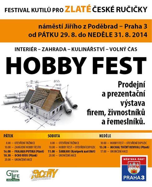 Ostraha a úklid akce HOBBY FEST