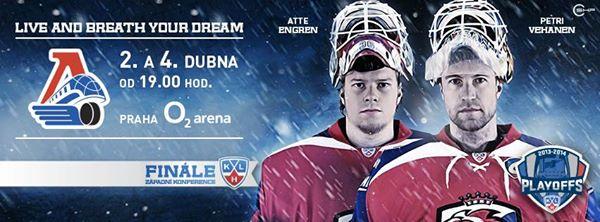 Security servis KHL HC LEV PRAHA – LOKOMOTIV JAROSLAV