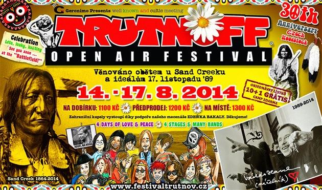 Ochranka Festivalové Hospody Trutnoff 2014