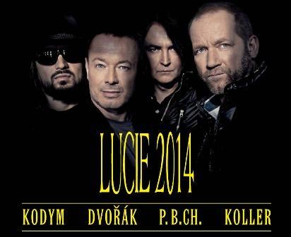 Ostraha koncertů skupiny LUCIE v O2 Aréně
